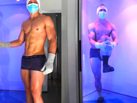 What is Cryotherapy & what are some of the benefits?