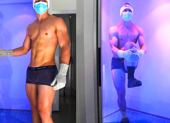 Gift Voucher: 1x Full Body Cryotherapy Treatment