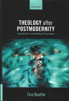 Book cover image - Theology after Postmodernity by Tina Beattie