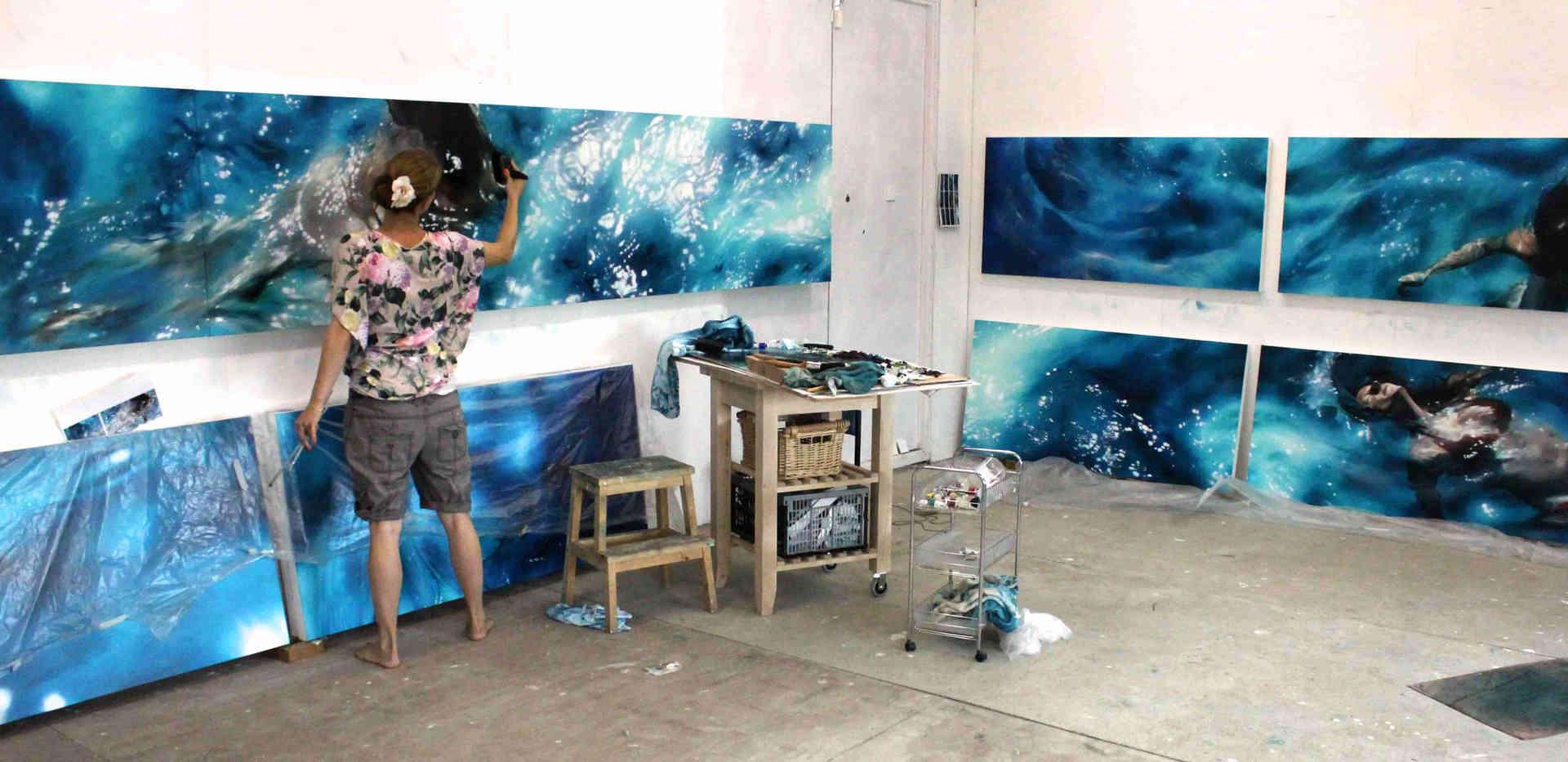 Mount View Art Studio, London