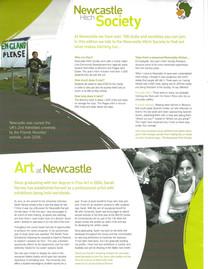 NCL magazine