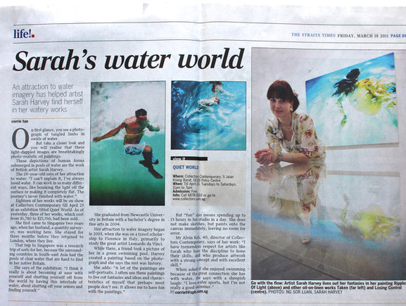Straits Times 'Life'
