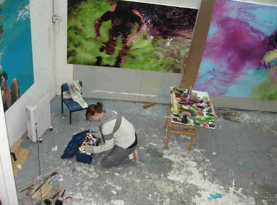 Bow Arts Trust, London,