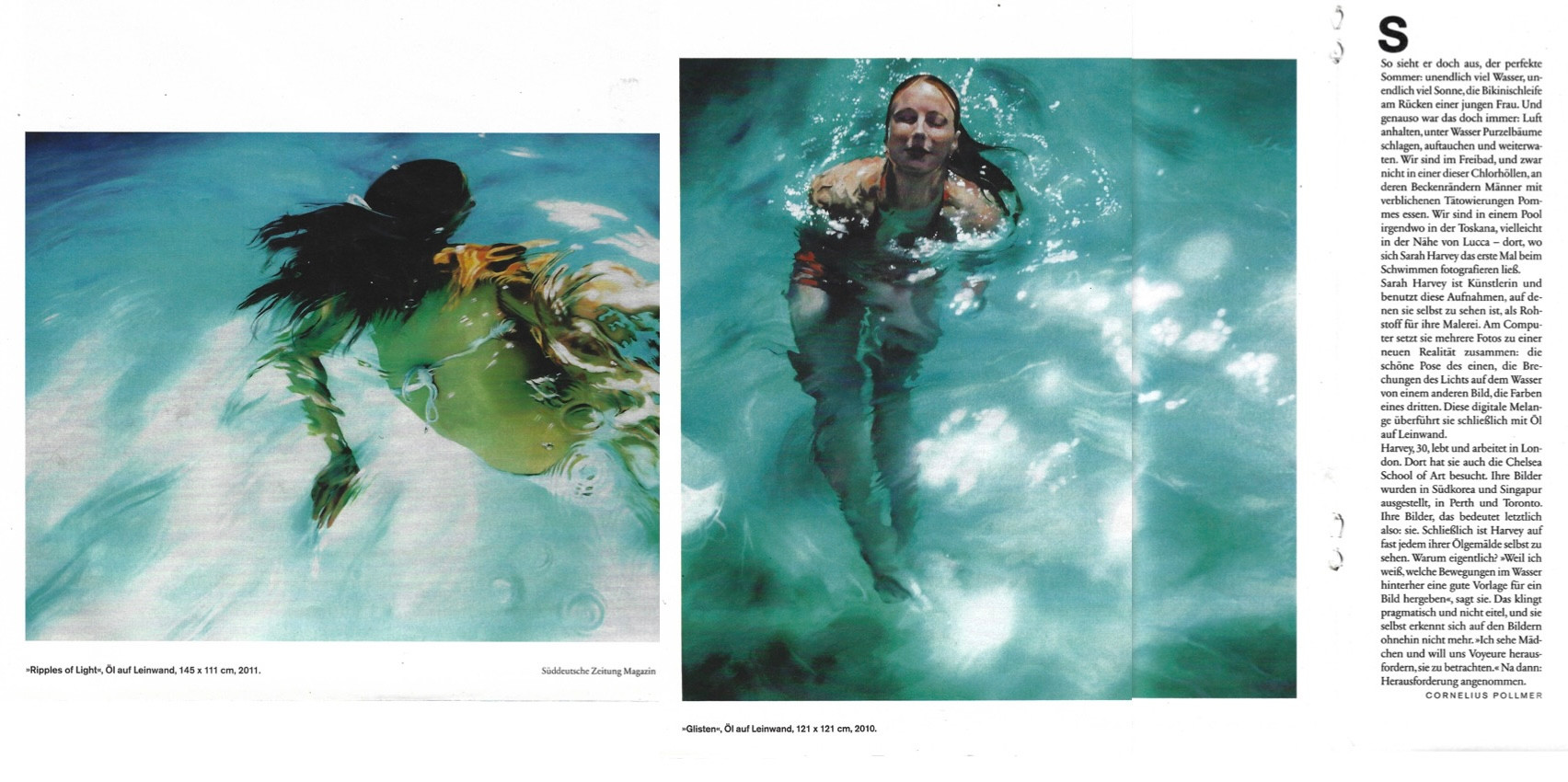 Suddeutche Magazin, 2011