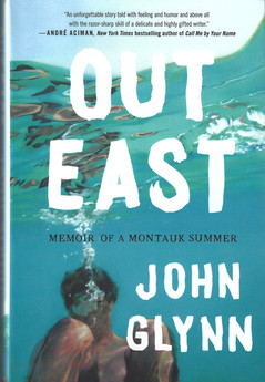 Book - (Hard back edition), OUT EAST  Cover Image 'Blue Lagoon'