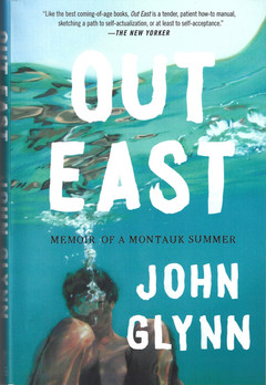 Book - (Softback edition) OUT EAST, Image 'Blue Lagoon'