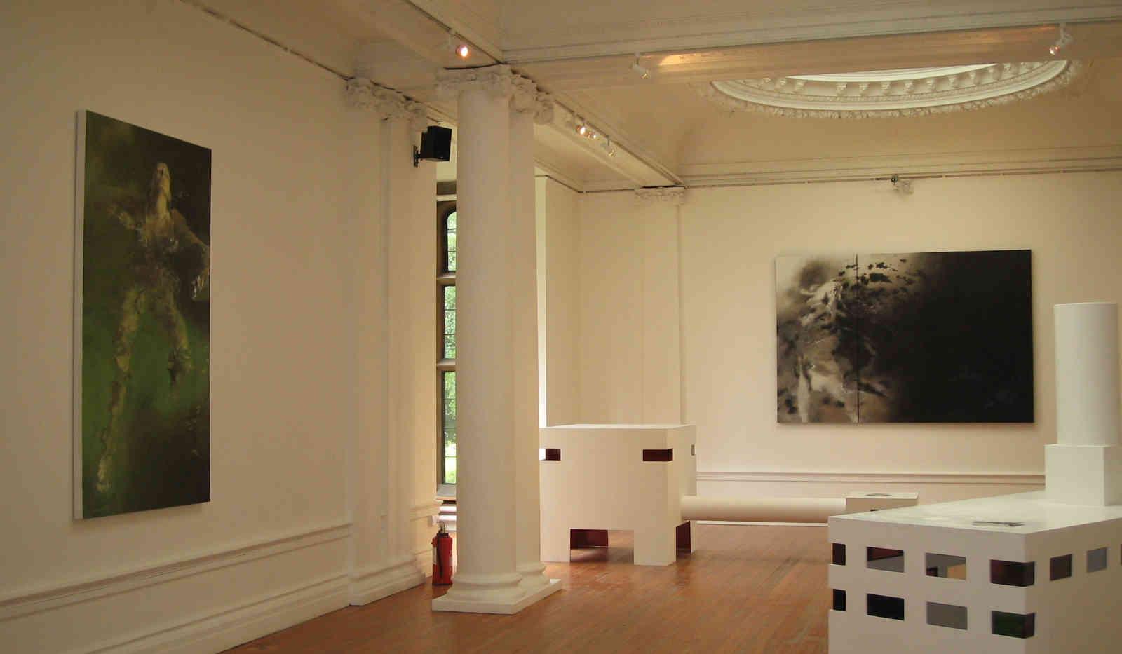 Newcastle University Final exhibition