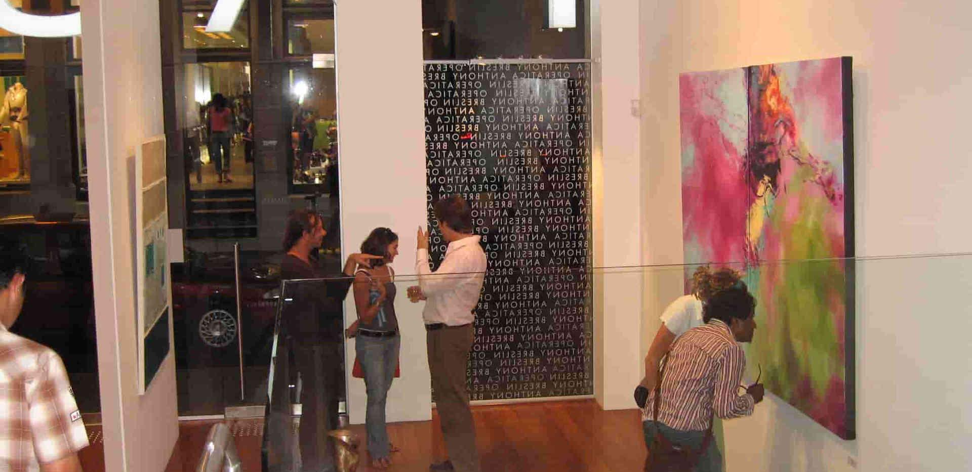 Perth Australia Solo Exhibition