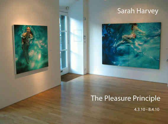 'The Pleasure Principle'  The James Freeman Gallery LONDON