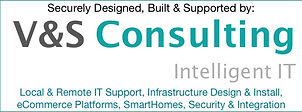 V and S Consulting Logo