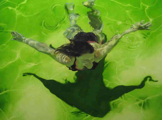 Green Water, Marmaid