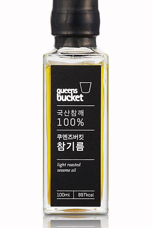 Light Roasted Sesame Oil - 100ml