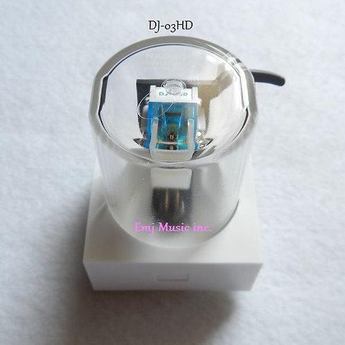 NAGAOKA MM Cartridge & Headshell DJ-03HD +PRESENT