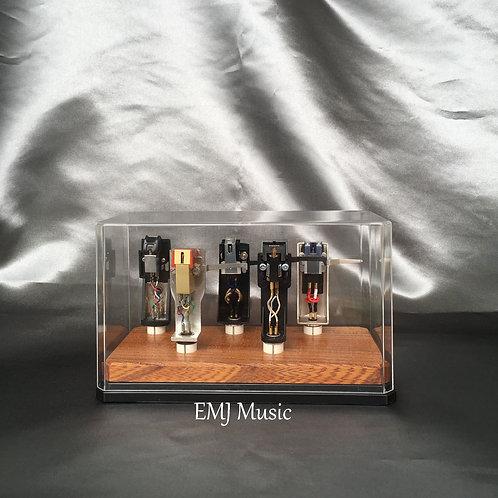 EMJ-Zelkova-headshell-cartridge-keeper-handmade-5C-New-Free-shipping  EMJ-Zelko