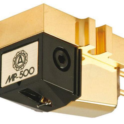 NAGAOKA MM Cartridge MP-500 (NOT including Headshell)  + 「EMJ Original Accs Kit」