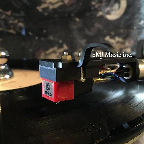 NAGAOKA MM Cartridge & Headshell MP-100H +PRESENT