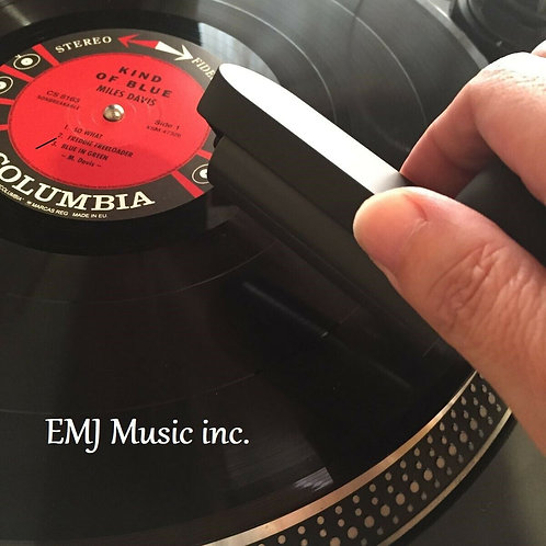 EMJ Rolling Record Cleaner ERC-1 Made in Japan
