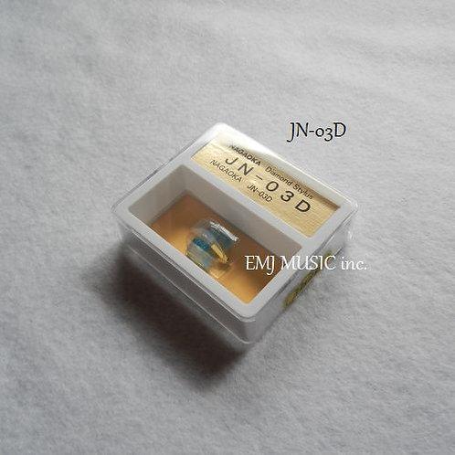 NAGAOKA stylus G JN-03D for DJ-03HD+PRESENT