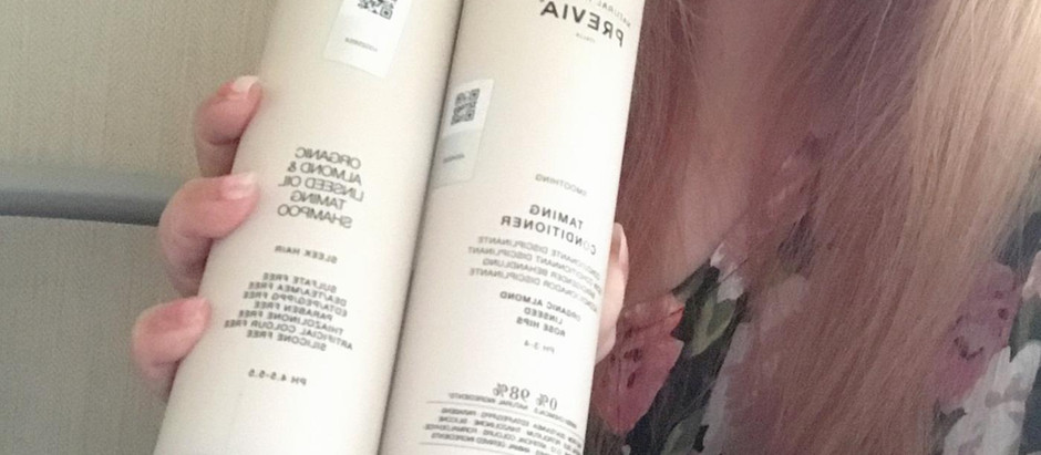 USER'S VOICE vol.38 ~PREVIA ターミング・シャンプー&コンディショナーセット~