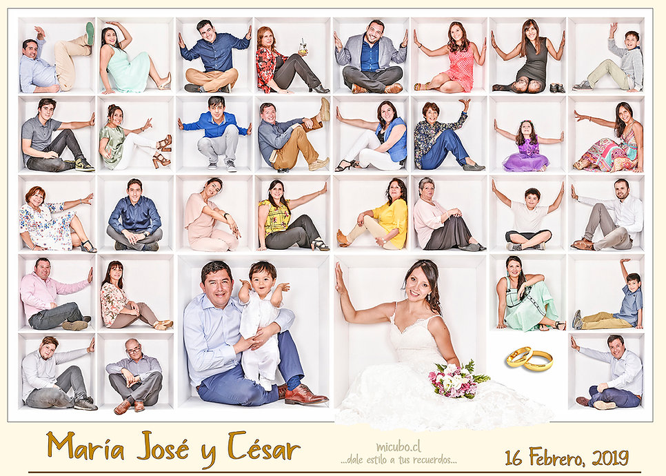 Fotografia Matrimonio Foto Cubo Temuco