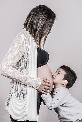 Fotografia de Estudio Embarazada Temuco