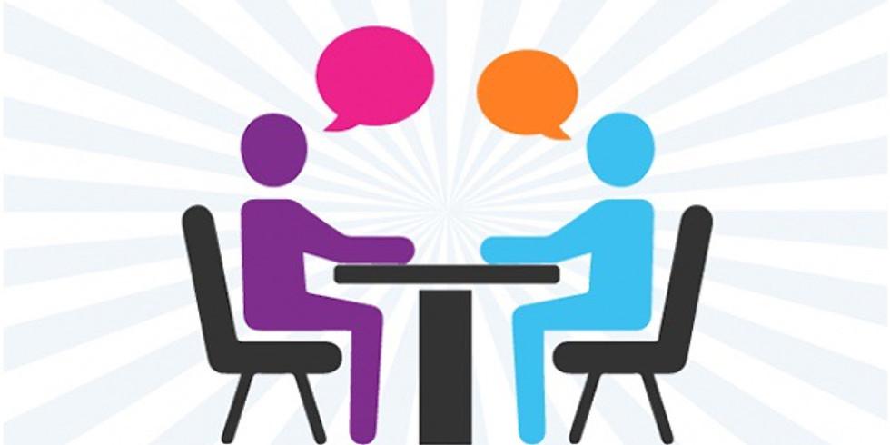 Virtual Interviews for Fall 2021