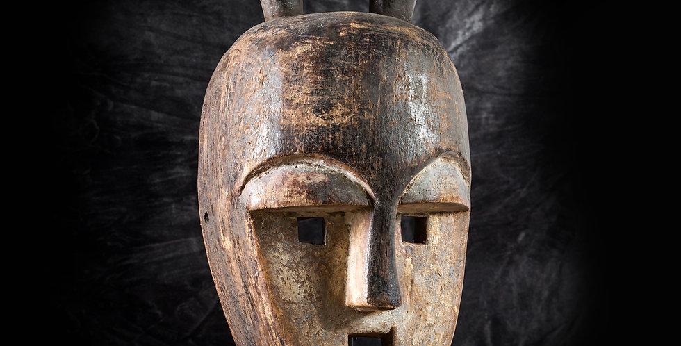 Máscara Ibibio. Nigeria