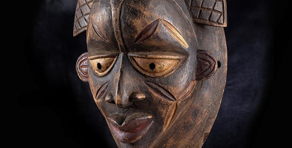 Máscara Yoruba. Nigeria