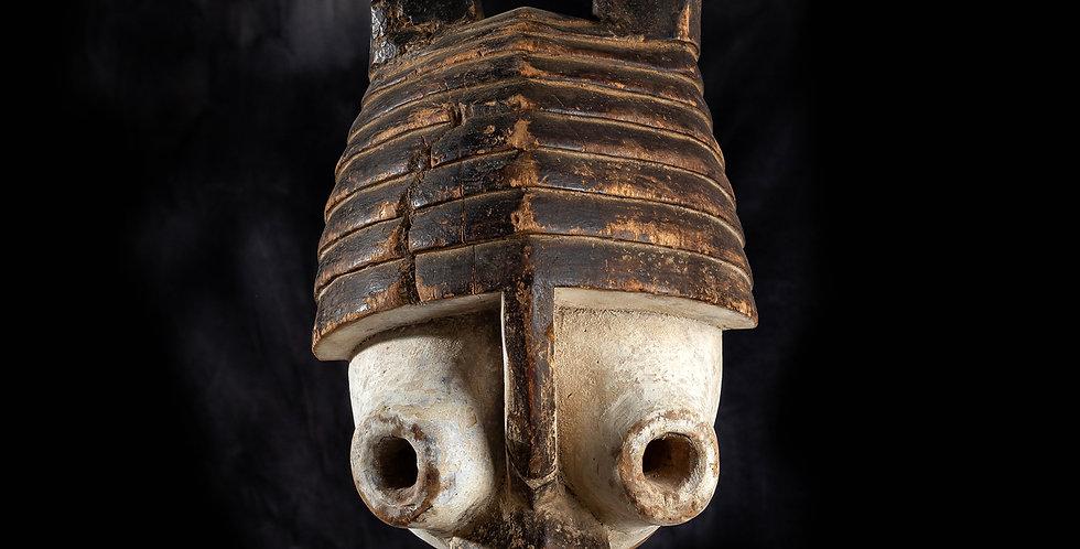 Máscara Mumuye. Nigeria