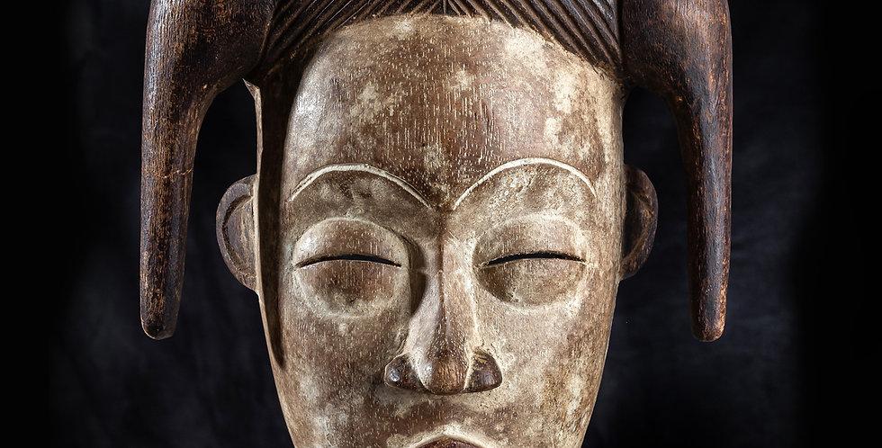 Máscara Anang. Nigeria