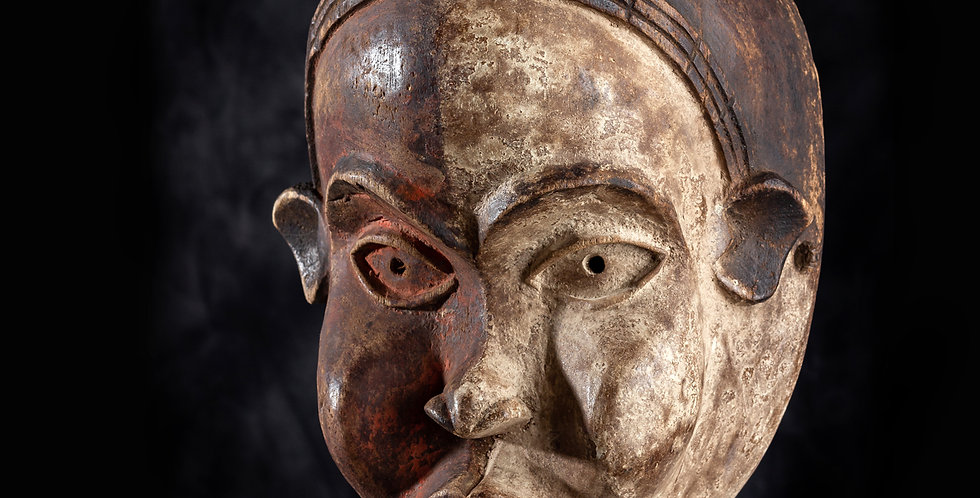Máscara. El Congo
