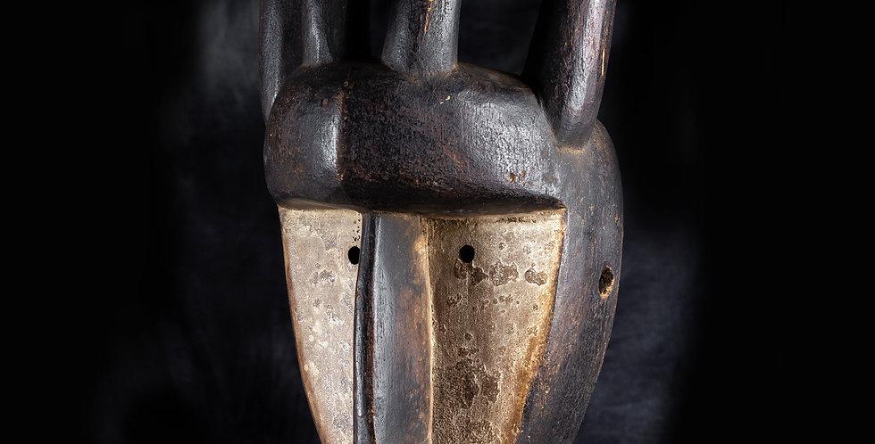 Máscara Bamana. Mali