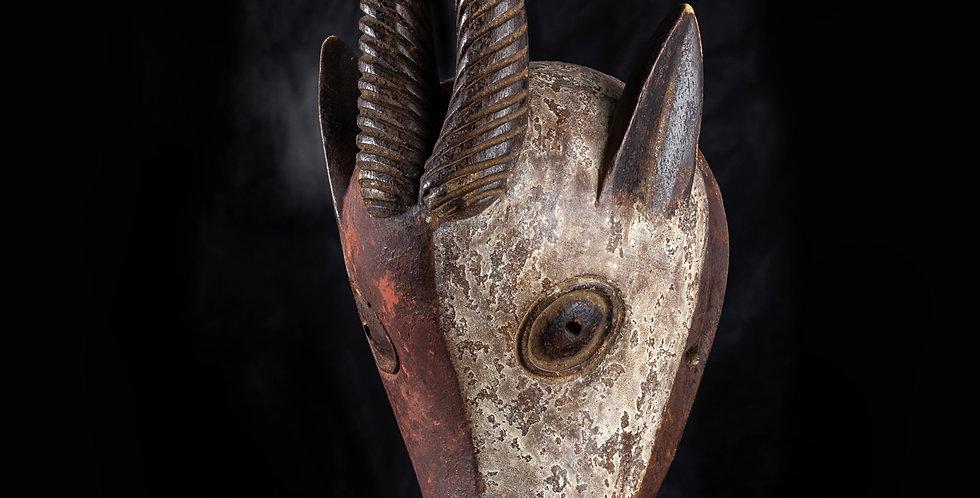 Máscara Guro. Costa de Marfil