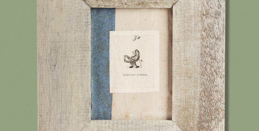 Ex Libris Ferguson of Raith. s XVIII/IX