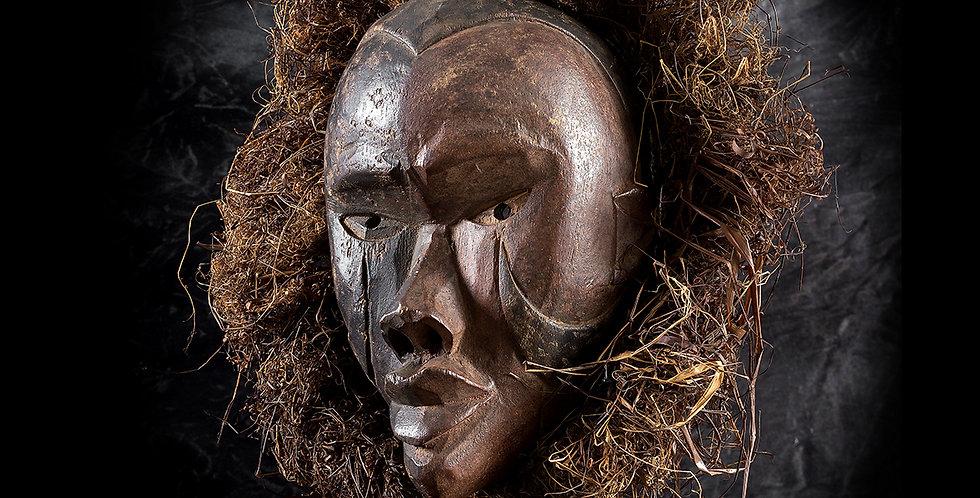 Máscara Yombe. El Congo