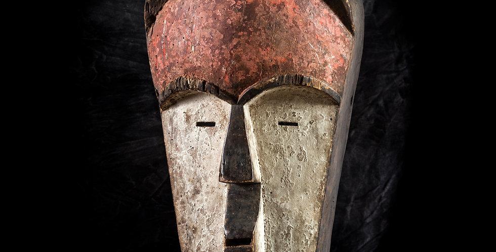 Máscara Fang. Gabón