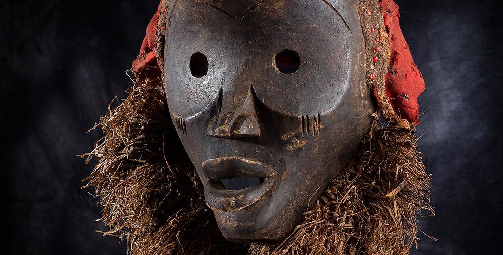 Máscara Dan. Costa de Marfil