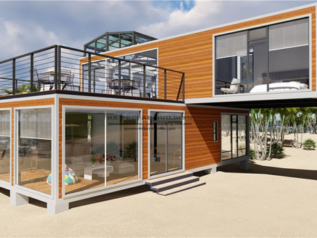 Container-Based Structures Work for Homebuilder Hurricane Protection
