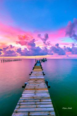 Cotton Candy Sunset