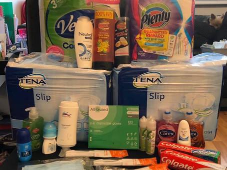 Hygiene packs
