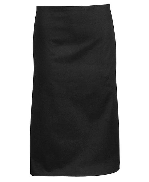 Black Apron Without Pocket