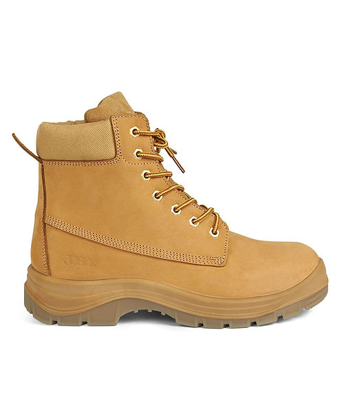 JB's Lace Up Outdoor Boot - Wheat