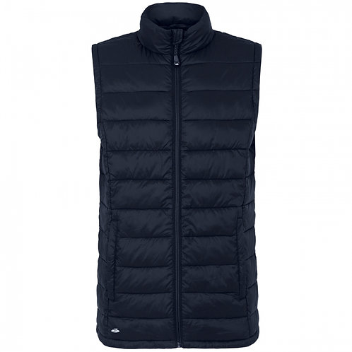 Mens Sporte Leisure Whistlers Soft Tec Vest - Navy