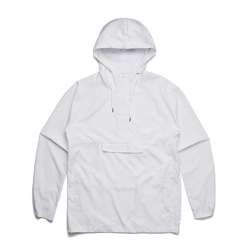 AS Colour Cyrus Windbreaker White - Available from
