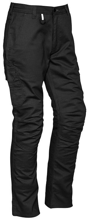 Syzmik Mens Rugged Cooling Cargo Pant - Black