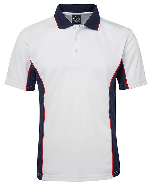 Mens Contrast Polo - Multiple Colours Available