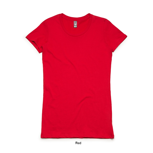 AS Colour Womens Wafer Tee - Available from