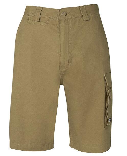 JB's Canvas Cargo Short - Khaki