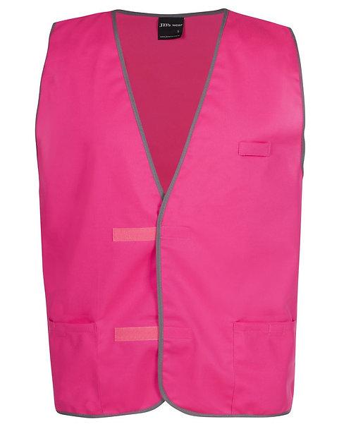 Fluro Vest - Pink