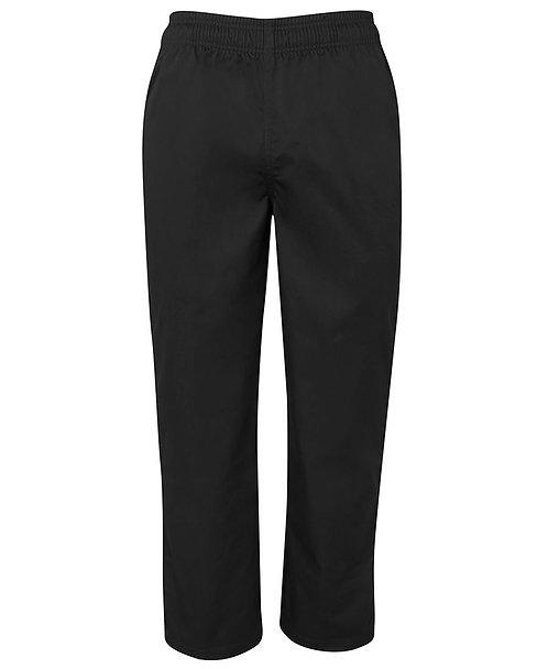 Chefs Elasticated Pant - Black